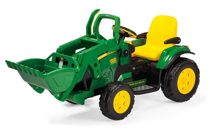 Peg-Perego John Deere Ground Loader OR0068 Peg-Perego