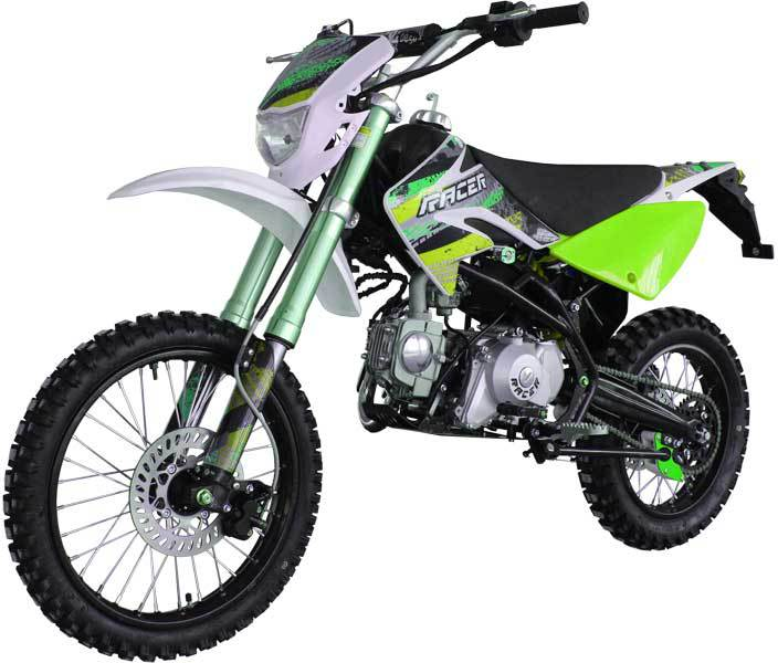 Racer RC125-PM Pitbike Green