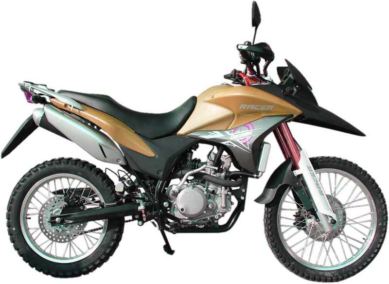 Racer RC250-GY8 Crossrunner Brown