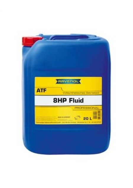 Ravenol ATF 8 HP Fluid (20л)