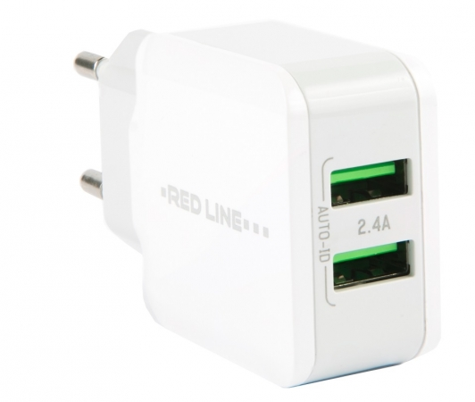 Red Line superior 2 usb y2 2.4a