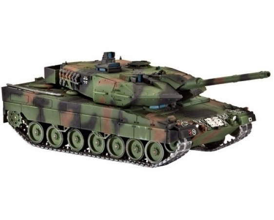 Revell Leopard (Леопард) 2 A6M Revell  (Ревелл) модель LEOPARD (ЛЕОПАРД) 2 A6M (РЕВЕЛЛ)