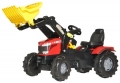 Rolly Toys Трактор Farmtrac MF8650 611133 Rolly Toys