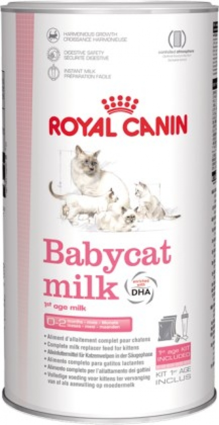 Royal Canin Babycat Milk, 0.3 кг