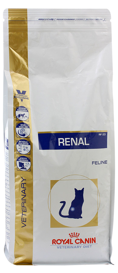 Корм royal canin renal select special