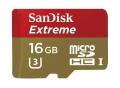 SanDisk Sandisk Extreme microSDHC Class 10 UHS Class 3 60MB/s 16GB SanDisk