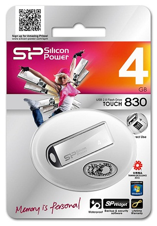 Silicon Power Touch 830 4Gb