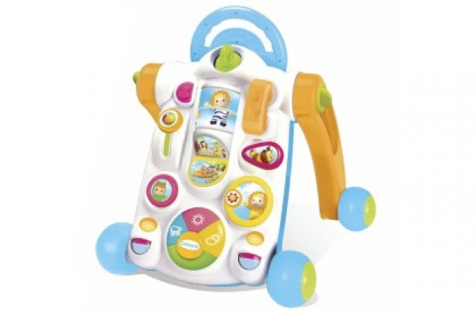 Smoby Cotoons Baby Wallker 211217