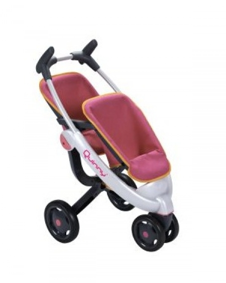 Smoby Quinny для 2 кукол Maxi Cosi Smoby (Смоби) модель QUINNY ДЛЯ 2 КУКОЛ MAXI COSI (СМОБИ)
