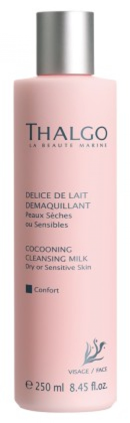 Thalgo Cocooning Cleansing Milk, 250 мл