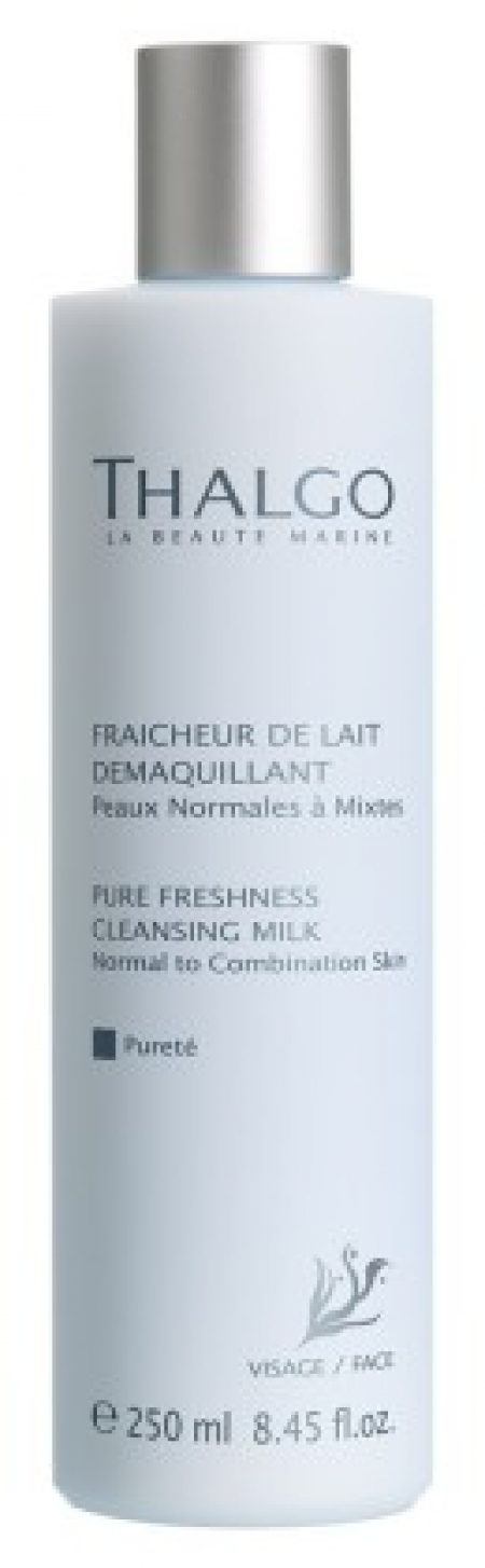 Thalgo Pure Freshness Cleansing Milk, 250 мл