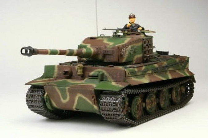 VsTank German Tiger I 2.4g Airsoft Series Pro A03102972