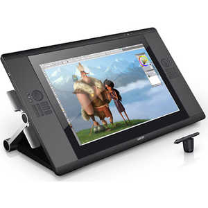 Графический планшет Wacom модель INTERACTIVE DISPLAY CINTIQ 22HD TOUCH (DTH-2200)
