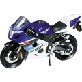 Welly Модель мотоцикла Welly Suzuki GSX-R750 модель МОДЕЛЬ МОТОЦИКЛА SUZUKI GSX-R750
