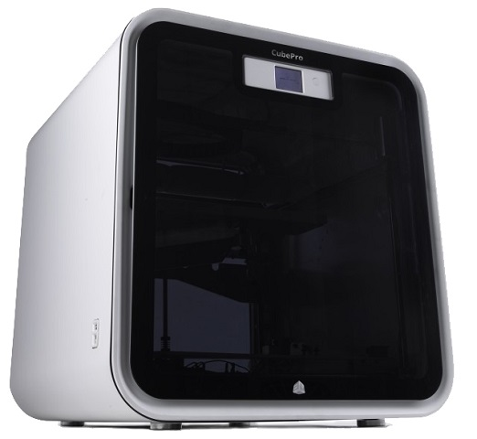 CubePro Duo 3D Systems