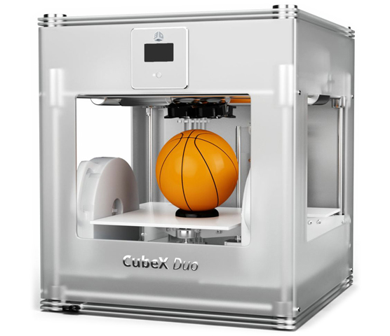 CubeX Duo 3D Systems