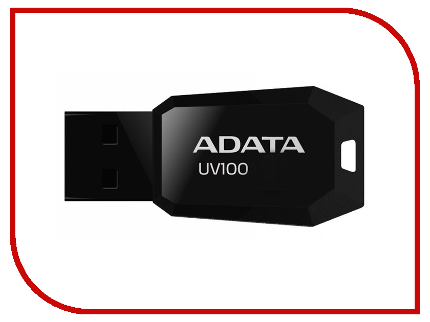A-Data UV100 16GB Red