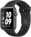 Умные часы Apple Watch Nike+ 38mm Space Grey black MQKY2