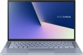 "Ноутбук ASUS Zenbook 14 UX431FA-AM022R 14"" 1920x1080 Intel Core i5-8265U 256 Gb 8Gb Bluetooth 5.0 Intel UHD Graphics 620 синий серебристый Windows 10 Professional 90NB0MB3-M01700"