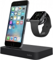 Док-станция Belkin Charge Dock for Apple Watch + iPhone F8J183 F8J183VFBLK-APL
