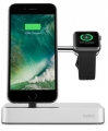 Док-станция Belkin Charge Dock for Apple Watch + iPhone F8J183 F8J183VFSLV-APL
