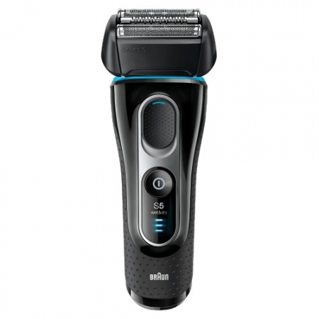 Braun Series 5 5147s Wet&Dry, Black Blue Grey электробритва