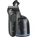 Braun Series 3 3050 Clean & Charge Grey