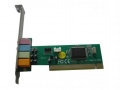 Звуковая карта PCI C-media 8738 4channel CMI8738-SX4C OEM