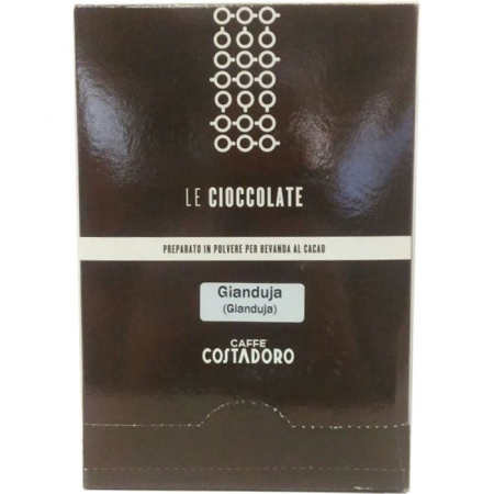 Costadoro La Cioccolate Gianduja Chocolate 25x0.030g