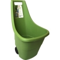Тачка садовая CURVER модель EASY GO BREEZE 50L RESEDA GREEN 771, 58X53X89 СМ (223988)
