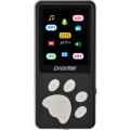 MP3 плеер Digma модель S4 8GB BLACK-GREY