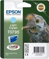 Картридж для МФУ Epson T0795 C13T07954010 Light blue