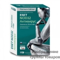 Антивирус Eset модель NOD32-EIS-1220-BOX-1-3