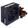 Блок питания HIPER HPA-500 (ATX 2.31, 500W, Active PFC, >80 efficiency, 120mm fan, черный) BOX