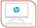 Моноблок HP 22-c0000ur White 4HE83EA (AMD A6-9225 2.6 GHz/4096Mb/500Gb/AMD Radeon R4/Wi-Fi/Bluetooth/Cam/21.5/1920x1080/DOS) HP (Hewlett Packard)