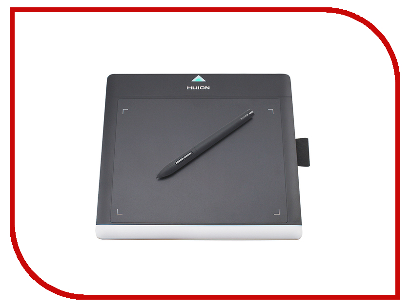 Huion 680TF Black/Silver