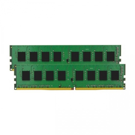 Kingston KVR24N17S8K2/16 DDR4, 16Гб, РС-19200, 2400, DIMM