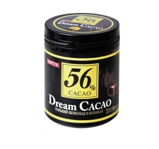 Шоколад Dream Cacao 56% Lotte