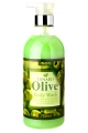 Гель для душа с оливой Lunaris Body Wash Olive, 750мл