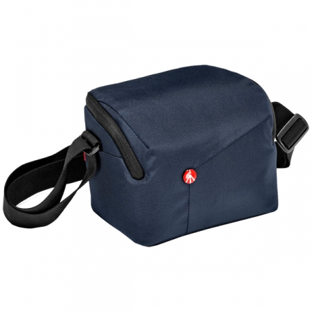 Сумка премиум Manfrotto Shoulder Bag CSC Blue (MB NX-SB-IBU)