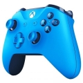 Геймпад беспроводной Microsoft Xbox One Wireless Controller Special Edition Blue (WL3-00020)