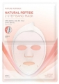 Маска для лица Nature Republic Natural Peptide 2 step Band Mask Sheet (Schizadra Pertide) 23 мл
