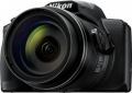 "Фотоаппарат Nikon Coolpix B600 Black<16Mp, 60x zoom, 3"", 1080P, WiFi, SDHC>"