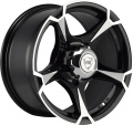 NZ Wheels SH659 8x16/5x139.7 D108.2 BKF