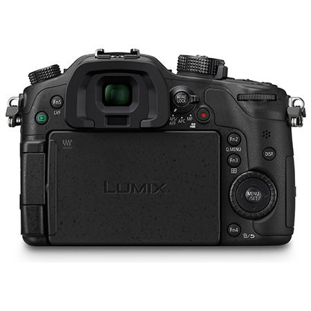 Panasonic Lumix DMC-GH4 Body (черный) Panasonic