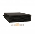 Батарея для ИБП Powercom VGD-240V RM for VRT-10K (240V, 9Ah), black, IEC320 4*C13+4*C19
