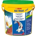 Корм SERA модель KOI ROYAL LARGE STAPLE FOOD FOR LARGE KOI ГРАНУЛЫ ДЛЯ КРУПНЫХ КОИ 10Л (2КГ)