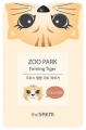 Маска для лица укрепляющая The Saem Zoo Park Firming Tiger 25мл