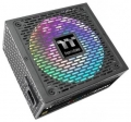 Блок питания Thermaltake ATX 850W Toughpower iRGB Plus 80+ gold (24+4+4pin) APFC 140mm fan color LED 12xSATA Cab Manag RTL