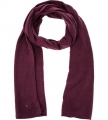 Шарф Tommy Hilfiger AW0AW04794 508 grape wine? 19-2315